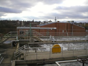 Lemont Water Reclamation Plant