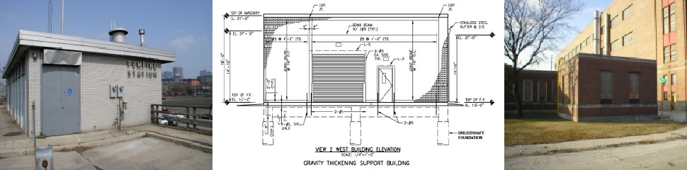 architectural header
