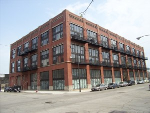 Bronzeville Loft Apartments